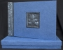 A3 Photo Album Blue Teddy