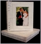 A3 Photo Album White and Silver