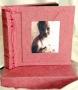 A5A Photo Album Pink