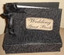 A5 Guest Book EDEW Black