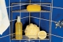 H02 Shower Corner Caddy